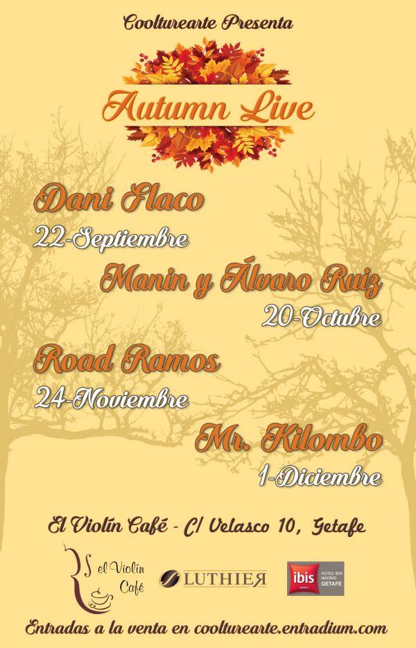 Autumn Live