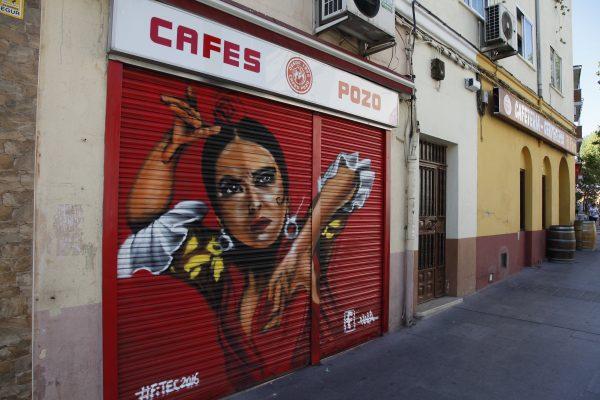 Concurso de graffitis || FITEC