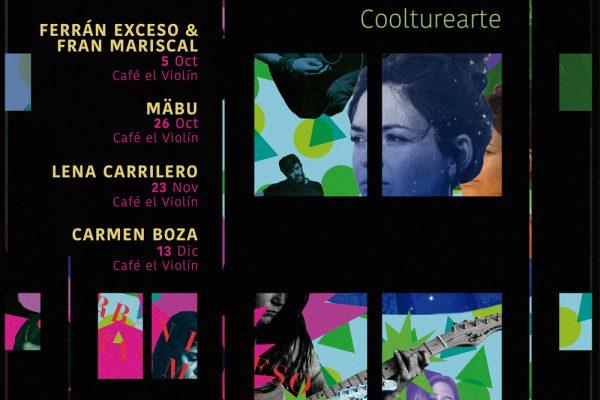 Nuevo ciclo conciertos de Coolturearte